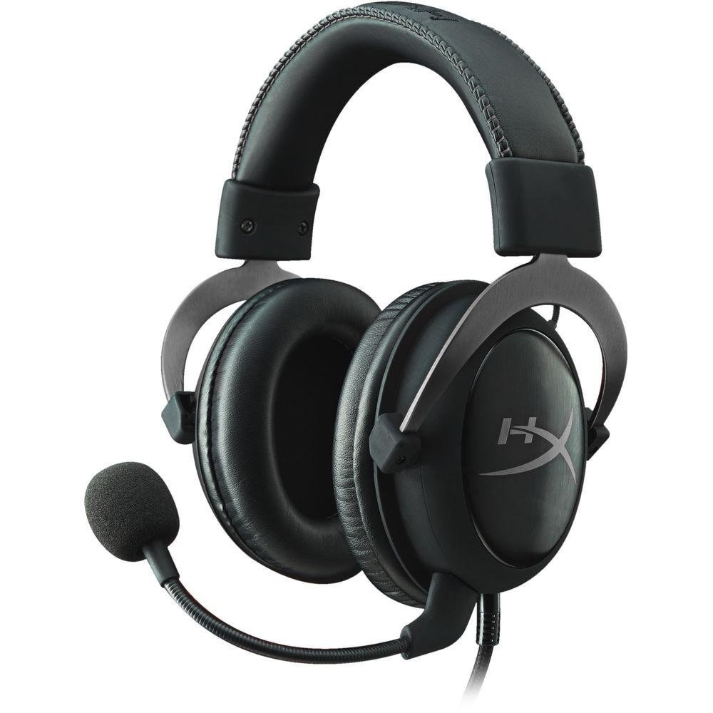 Kingston HyperX Cloud2 Gaming Headset Metal Gri Kulaklık