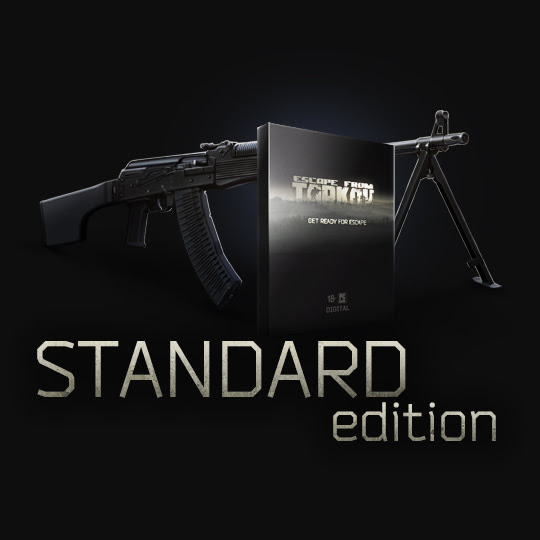 Escape From Tarkov STANDARD Edition