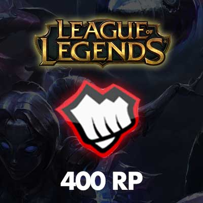 League of Legends 400 RP