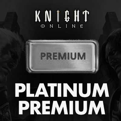 Knight Online Platinum 30 Days
