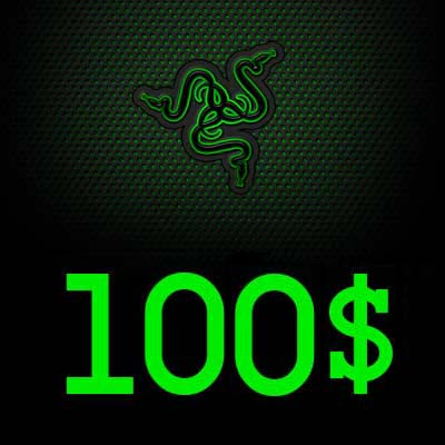 Razer zGold | 50 USD Razer Gold Global Pin
